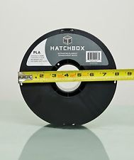 Hatchbox spool diameter