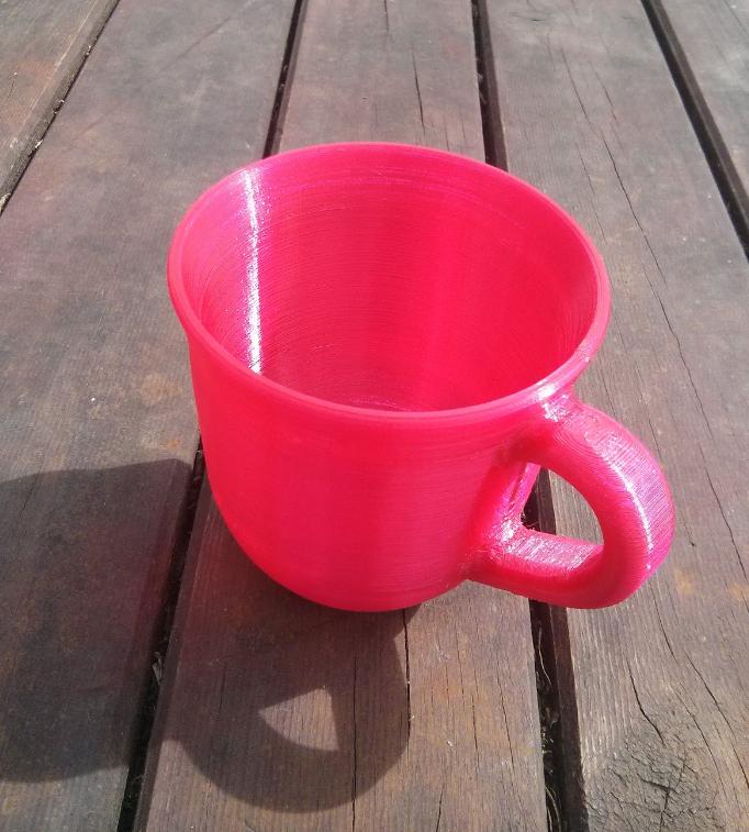PETG Tea Cup