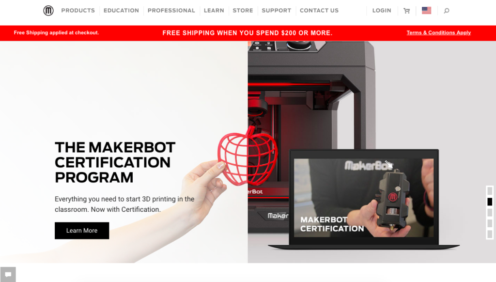 Makerbot website Makerbot filament