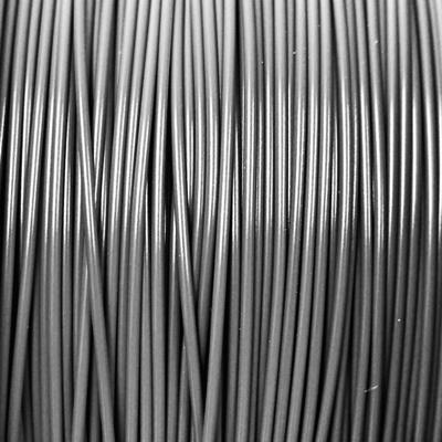 Silver metal petg Push plastic Best Metal Filaments