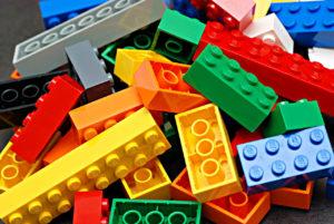 Lego bricks cheapest ABS filament