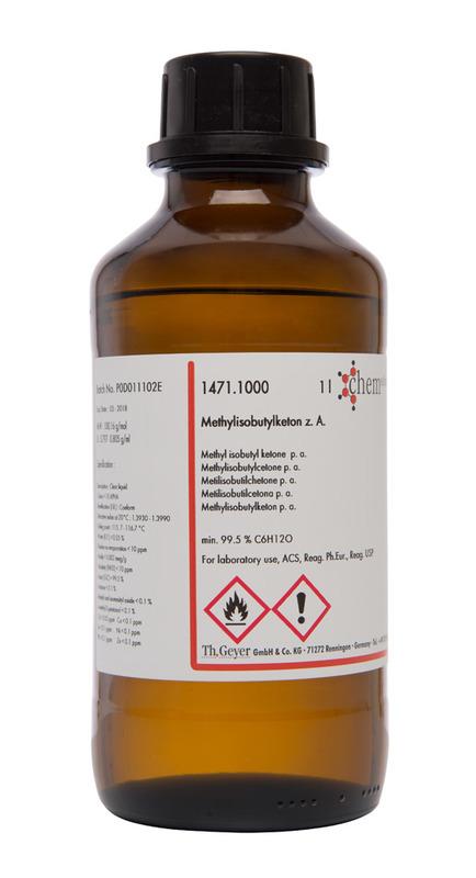 Methyl isobutyl ketone ABS Solvents