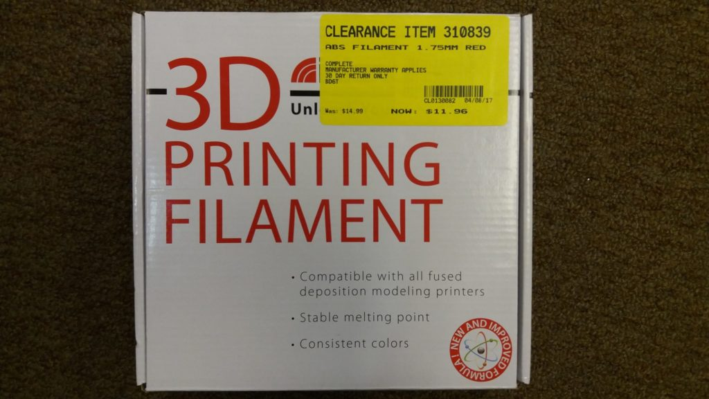 Inland filament Microcenter