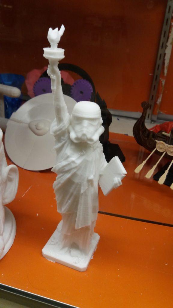3D printing star wars