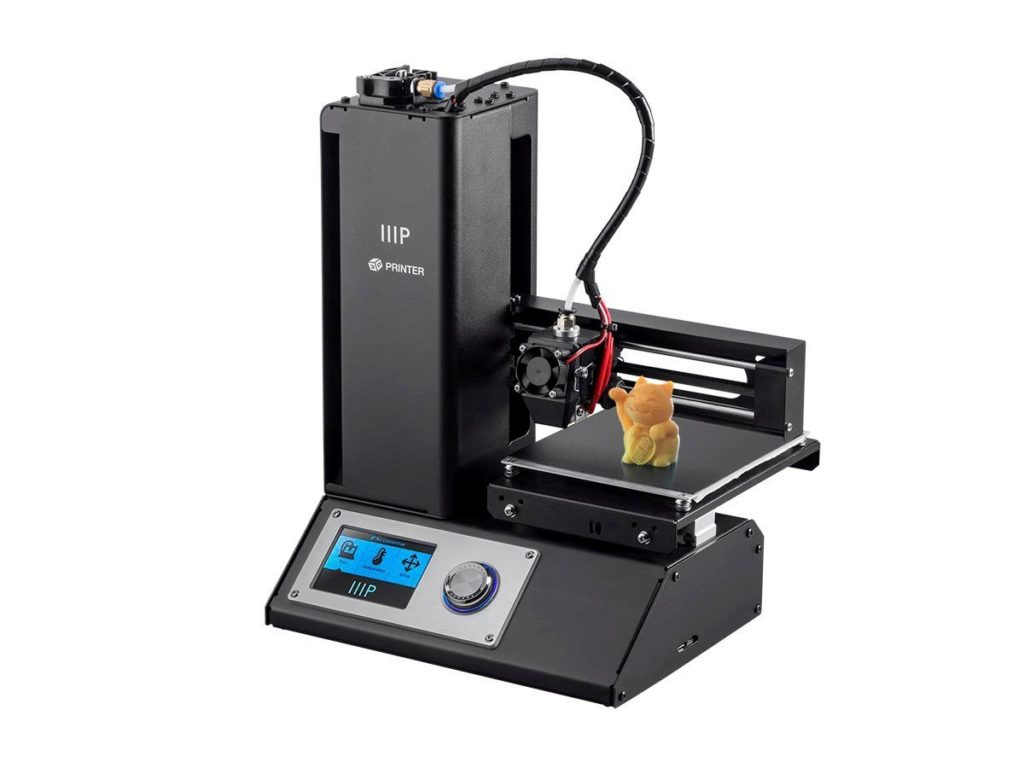 MonoPrice Select Mini V2 best 3d printer under 300